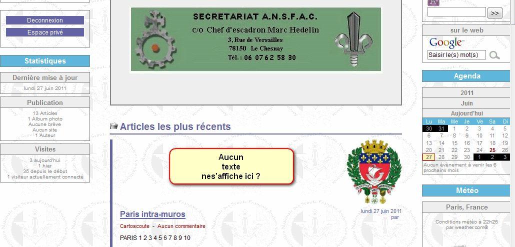 Forum sur sarka spip 3 0 sarka spip for Copie ecran
